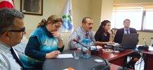 Veri Üretimi ve Analizi İhtisas Grubunun 2014 Yılı Kapanış Toplantısı Gerçekleştirildi