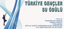 Türkiye Gençler Su Ödülü Yarışma Başvuruları Başladı