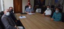 Bursa İznik Barajı Sulaması Yenileme Proje Yapımı İkmali işinin sözleşmesi imzalandı