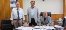 Bursa Uludağ Göleti Yapımı işinin sözleşmesi imzalandı