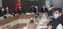 DSİ 3. Bölge Müdürlüğü'nde (Eskişehir)  05/04/2021 tarihinde İç Denetim Açılış Toplantısı gerçekleştirilmiştir.