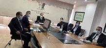 DSİ 2020 Yılı Birim/İdare Faaliyet Raporu ve DSİ 2021 Yılı Birim/İdare Performans Programı Hazırlık Toplantısı