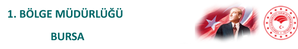 Devlet Su İşleri 1. Bölge Müdürlüğü Sağ Logo