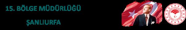 Devlet Su İşleri 15. Bölge Müdürlüğü Sağ Logo