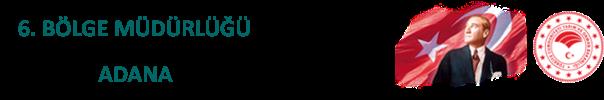 Devlet Su İşleri 6. Bölge Müdürlüğü Sağ Logo