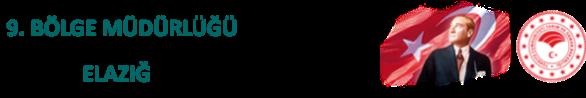 Devlet Su İşleri 9. Bölge Müdürlüğü Sağ Logo