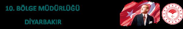 Devlet Su İşleri 10. Bölge Müdürlüğü Sağ Logo