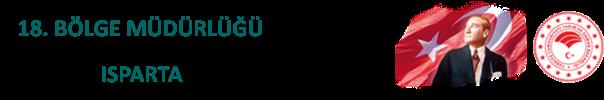 Devlet Su İşleri 18. Bölge Müdürlüğü Sağ Logo