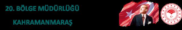 Devlet Su İşleri 20. Bölge Müdürlüğü Sağ Logo