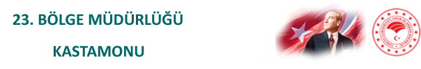 Devlet Su İşleri 23. Bölge Müdürlüğü Sağ Logo