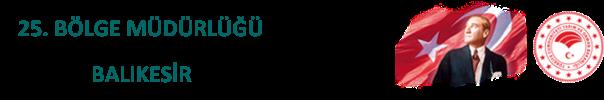 Devlet Su İşleri 25. Bölge Müdürlüğü Sağ Logo