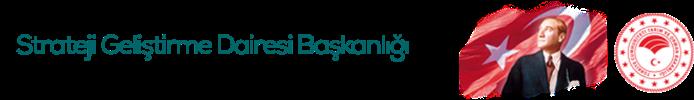 Devlet Su İşleri Strateji Geliştirme Dairesi Başkanlığı Sağ Logo